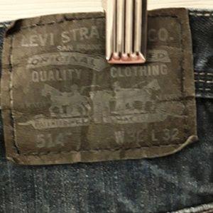 Levi's Jeans - Levi's 514 men's jeans size 32
